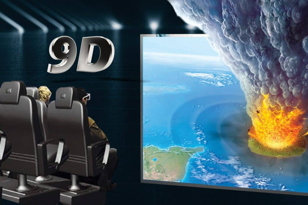 Lost Atlantis Experience - 9D Cinema Experience